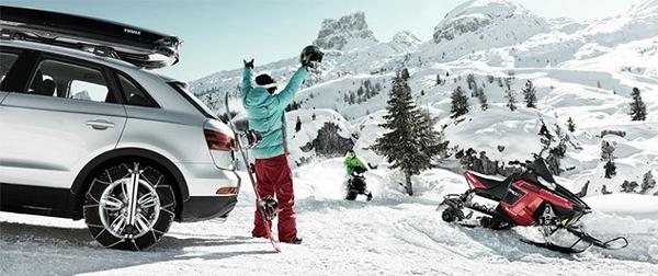Vendita accessori auto online - catene neve KÖNIG-THULE
