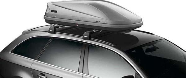 Box portatutto per auto