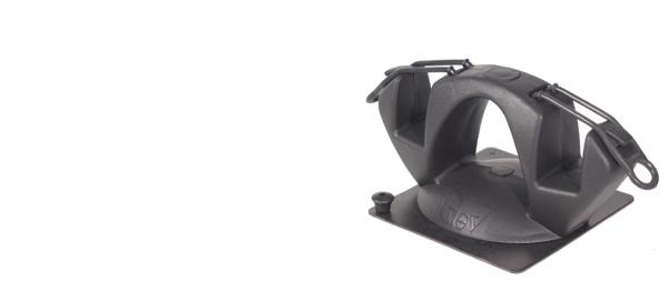 Vendita accessori auto online - Porta sci magnetico da tetto