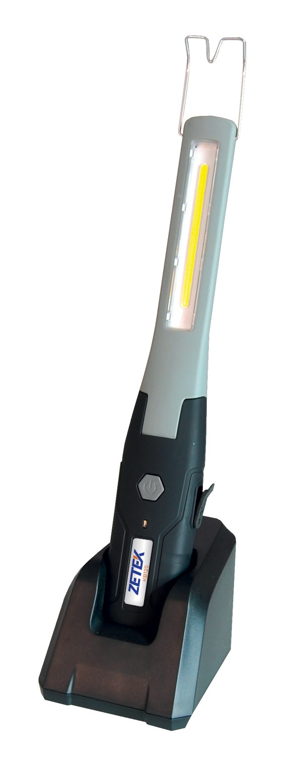 LAMPADA STILO RICARICABILE 1 LED 3W  ZACA KB125
