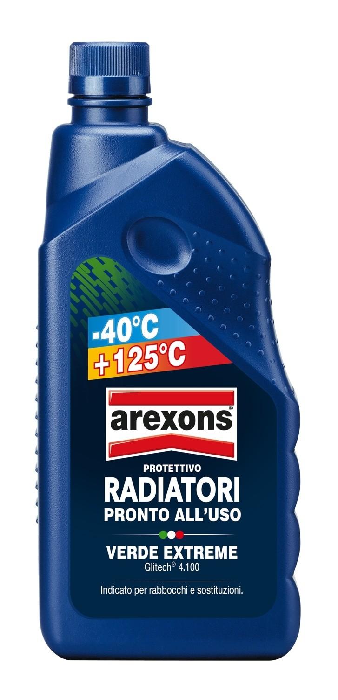 PROTEZIONE RADIATORE 1LT -40° AREXONS 8070