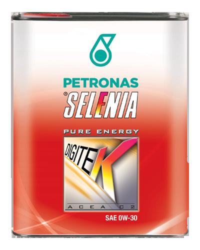 OLIO PETRONAS-SELENIA DIGITEK PURE ENERGY 0W30 1LT