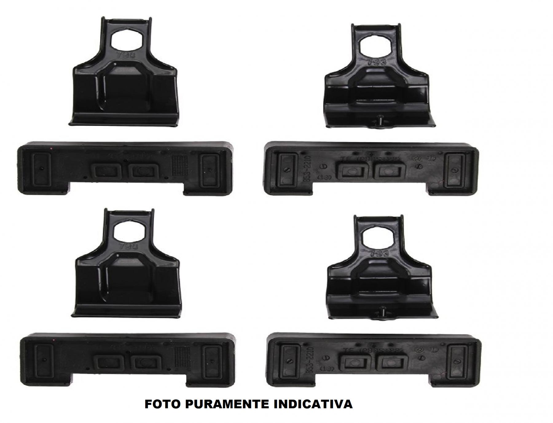 KIT ATTACCHI LAPREALPINA L1430 FIAT TIPO 15