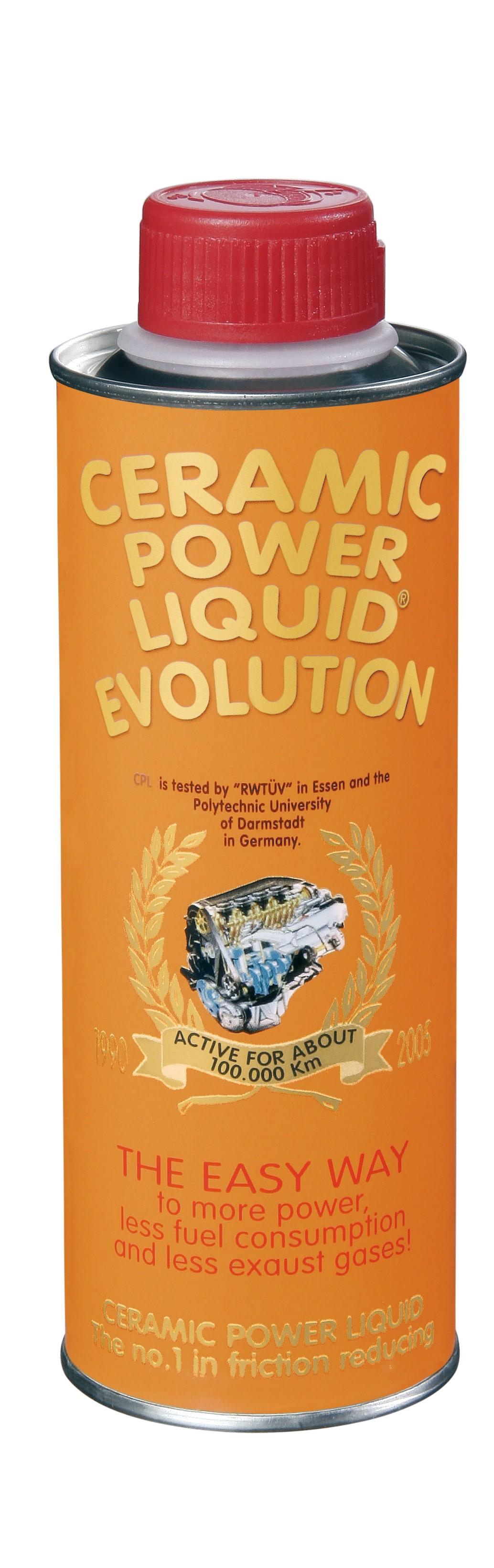 CERAMIC POWER LIQUID EVOLUTION 300ML >1.5 cc