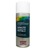 AREXONS - Fondotinta di Preparazione Acrilico Speciale Metallo Nero Intenso Opaco RAL 9005 Spray 400 ml (3850
