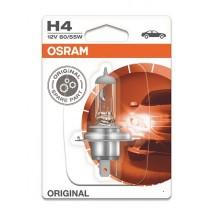 LAMPADA ALOGENA OSRAM  H4 12V 60/55W
