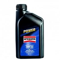 POWER MULTIGRADE 15W-40 POWER PETROL-DIESEL AREXONS 9385