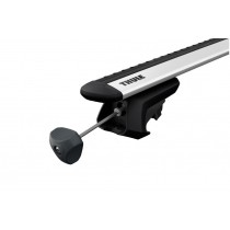 THULE SET 4 PIEDI EVO RAISED RAIL 7104