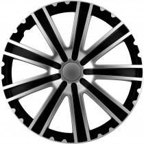 S.COPRIRUOTA 13'TORO BLACK/SIL