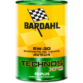 OLIO 5W30 XFS504 TECHNOS 1 LT BARDAHL 308040