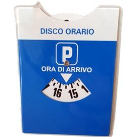 DISCO ORARIO CEE 15x12 cm GEV 4802