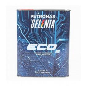 OLIO SELENIA ECO2 0W20 2LITRI ACEA C5