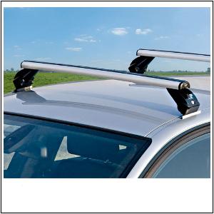 Vendita accessori auto online - kit attacchi barre portatutto