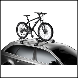 Vendita accessori auto online - portabici da tetto